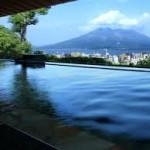 【露天風呂に入りたい!】桜島旅行で温泉を楽しむなら?おすすめホテル厳選4!